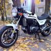 Rebuilding & Modifying a 1985 Honda VF700 Sabre Motorcycle
