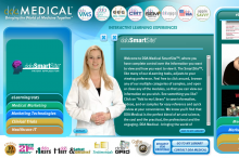 DDA Medical Website [2009]