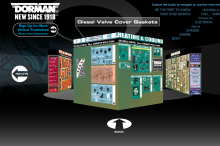 Virtual Tradeshow Booth [2009]