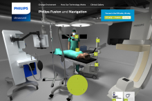 Virtual 3D Environment